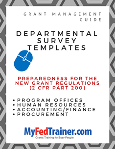 Download Your Departmental Readiness Survey