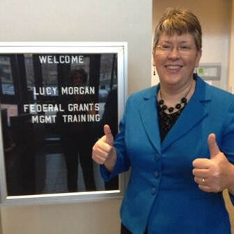 Grant Management Training Live with Lucy Morgan CPA