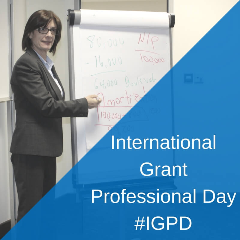 Happy International Grant Professional Day 2017!