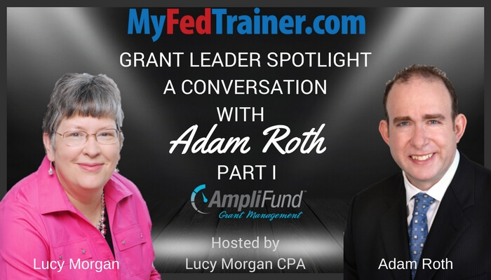 Grant Leader Spotlight: Adam Roth and AmpliFund Part I