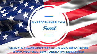 Grant Management Training Resources