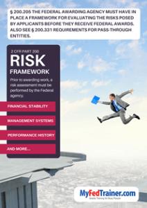 Risk Assessment 2 CFR Part 200 - Thumbnail