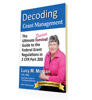 Decoding Grant Management Book